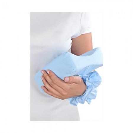 Bebefox Süngerli Bebek Emzirme Yastığı Mavi