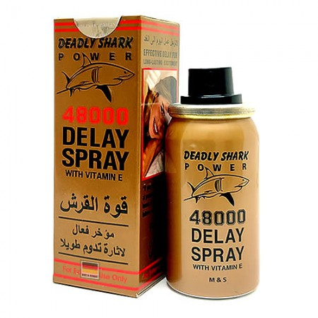 Delay 48000 Geciktirici Sprey