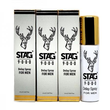Orjinal Stag 9000 Sprey 3 Adet
